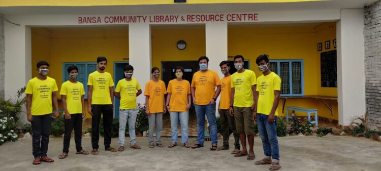 How Bansa Community Library Started by Law Students Is Helping Deal With COVID