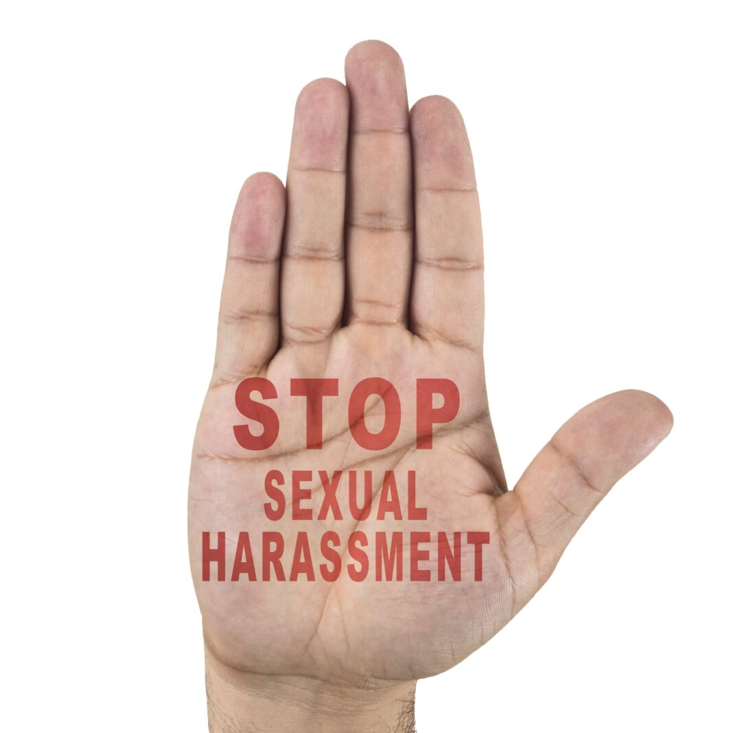 One Thing COVID Hasn't Killed? Sexual Harassment