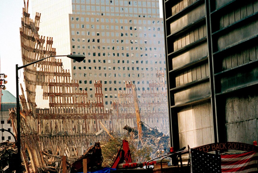 A Legal Tech Side-Story To 9/11