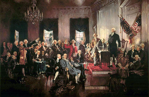 Our Crisis of Faith on Constitution Day