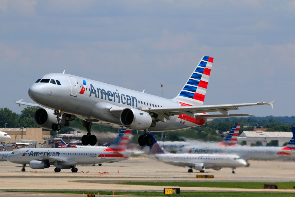 US Sues To Block Deal Between American Airlines And JetBlue