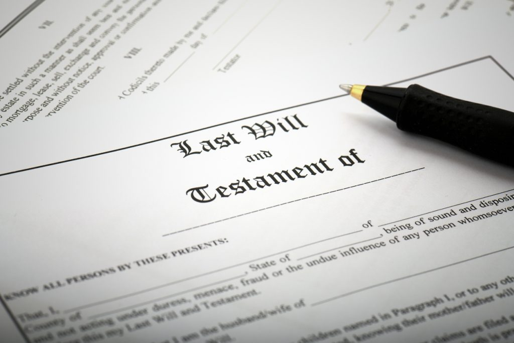 8 Reasons Why It's Better To Write A Will Sooner Rather Than Later